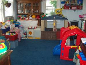 Exeperienced licensed daycare