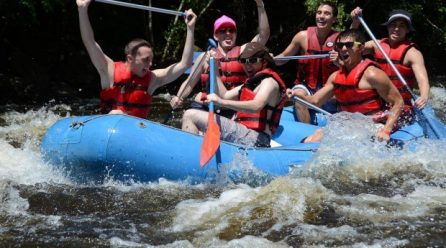 Poconos Whitewater Rafting